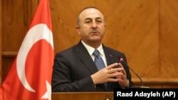 Түркия сыртқы істер министрі Мевлют Чавушоглу