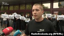 Іван Грабар, засновник організації «Штаб визволення патріотів»