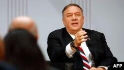 وزیر خارجه آمریکا خواستار تمدید تحریم تسلیحاتی ایران شده است.