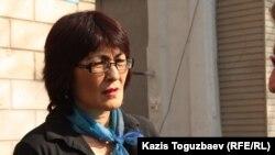 Бақытжан Төреғожина. Алматы, 26 наурыз 2013 жыл.