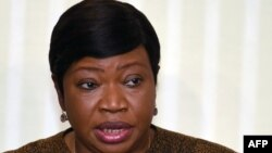 Prokurorja e Gjykatës Ndërkombëtare për Krime, Fatou Bensouda