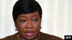International Criminal Court prosecutor Fatou Bensouda led the investigation into alleged war crimes by U.S. forces in Afghanistan.