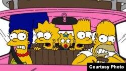 Simpson ailəsinin üzvləri