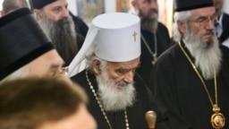 Povratak bez izvinjenja: Patrijarh Irinej na Cetinju 15. oktobra