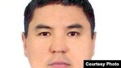 Alleged Kyrgyz crime boss Kamchy Kolbaev