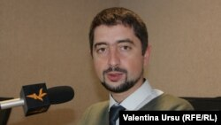 Valeriu Pașa la microtonal Europei Libere