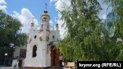 Каплиця на честь Миколи II і його сім'ї в Сімферополі