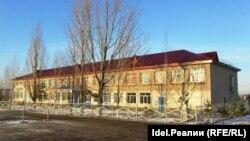 Средняя школа Белозерья