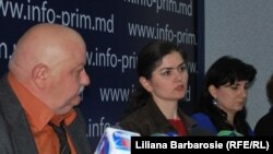 Conferința de presă a deținătorilor de patente