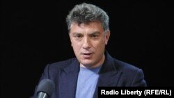 Boris Nemtsov is co-chairman of the Russian Republican-People's Freedom Party.