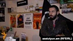 Քաղաքացիական ակտիվիստ Արտակ Գևորգյանը