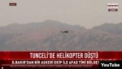 Pamje nga media turke