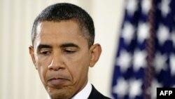 """Президент США Барак Обама назвал победу республиканцев на выборах в Конгресс """"разгромной"""""""