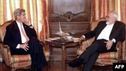جان کری هفته گذشته با ظریف در محل اقامت سفیر ایران در نیویورک دیدار کرد.
