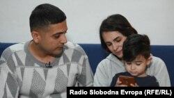 Iranska porodica novi život gradi u Sarajevu.