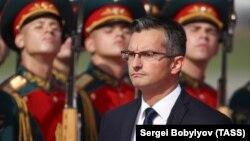 Архивска фотографија- словенечкиот премиер во оставка Марјан Шарец