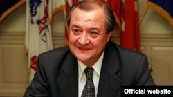 Ўзбекистон Ташқи ишлар вазири Абдулазиз Комилов.