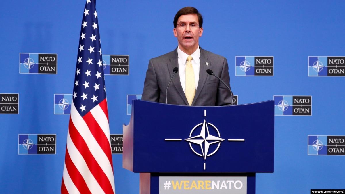 США договаривается с талибами о неделю перемирия – Эспер