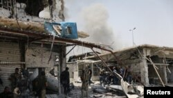 Mosul- Pamje të betejës në mes të forcave qeveritare irakiane dhe militantëve të Shtetit Islamik