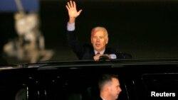 Nënpresidenti i Shteteve të Bashkuara, Joe Biden, në Tokio.