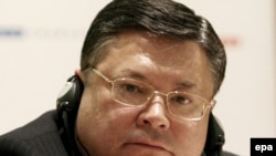 Министр иностранных дел Казахстана Марат Тажин.