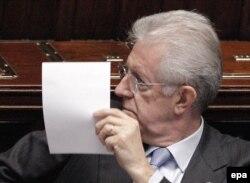 Прем'єр-міністр Італії Маріо Монті