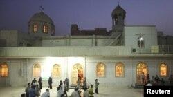 كنيسة القلب المقدس في بغداد