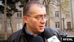 Azerbaijan -- Araz Azimov, Deputy Foreign Minister, Baku, 14Dec2007