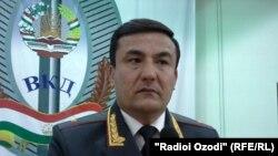 Абдураҳмон Аламшозода, муовини вазири умури дохилии Тоҷикистон