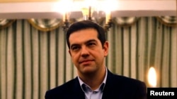 Kryeministri i Greqisë, Alexis Tsipras
