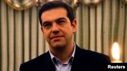 Грекияның жаңа премьері Алексис Ципрас.