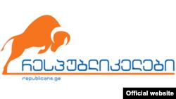 Логотип Республиканской партии (иллюстрированное фото)