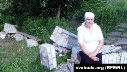 Жонка пастыра Тацяна Радчанка