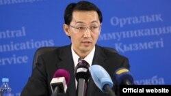 Бұрынғы ауылшаруашылығы вице-министрі Мүсілім Өміраев.