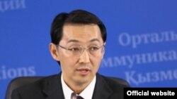 Муслим Умирьяев, бывший вице-министр сельского хозяйства.
