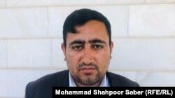 عارف رامش، رئیس اتحادیه مراکز آموزشی در هرات