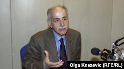 عبدالکريم لاهيجی در رادیو فردا، سال ۲۰۰۶