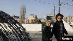 Pamje nga Mitrovica(Foto arkiv).