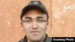 Azerbaijan - İlkin Gambar, the son of opposition lider İsa Gambar