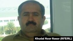 د بلوچستان اعلا وزیر سلاکار احمد جان