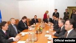 Բրյուսել - Բանակցություններ Հայաստանի եւ ՆԱՏՕ-ի բարձրաստիճան պաշտոնյաների միջեւ, 20 մայիսի, 2009 թ.