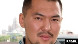 Аслбек Мусин, сын Аслана Мусина, бывшего руководителя администрации президента Казахстана.
