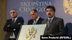 Miodrag Vuković iz DPS