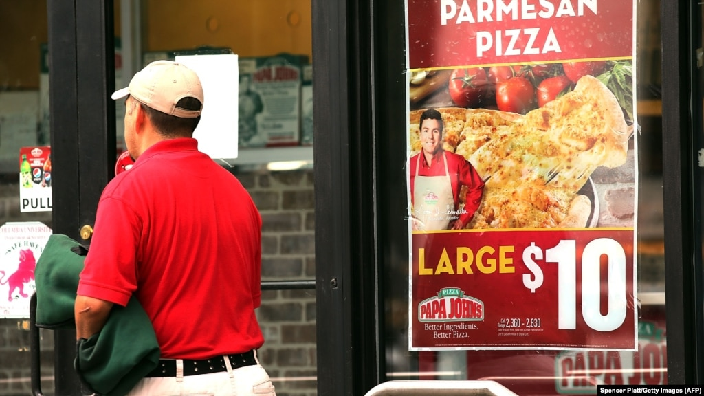 U.S. Pizza Restaurant Chain To Open Outlets In Kazakhstan, Kyrgyzstan