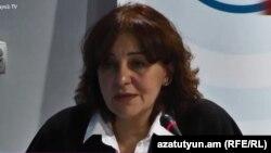 Заместитель директора антикоррупционного центра «Транспаренси интернешнл» Сона Айвазян (архив)