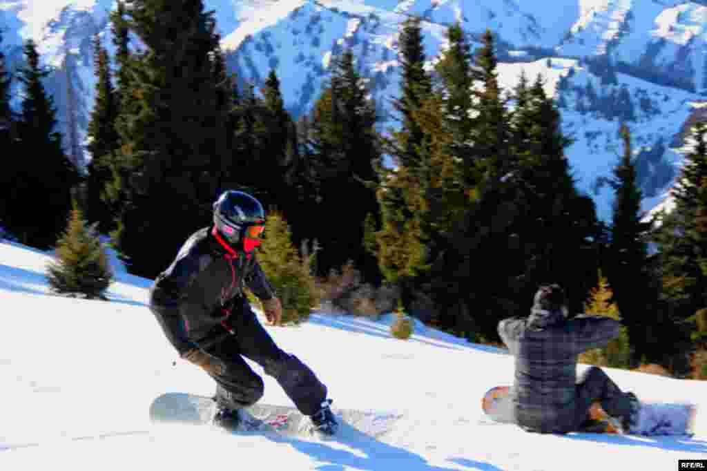 Лучше гор может быть только отдых в горах #12