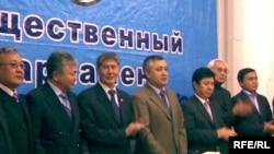 Оппозиция Кыргызстана обсуждает пути объединения