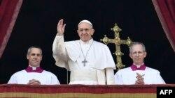 Папа Римський Франциск, архівне фото