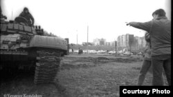 Вильнюс. 13 января 1991 года