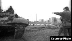 Вільнюс. 13 січня 1991 року